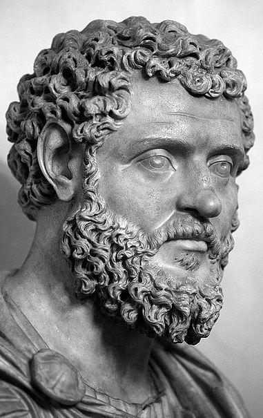 Didius Julianus - Roman Emperor for three months in 193 AD