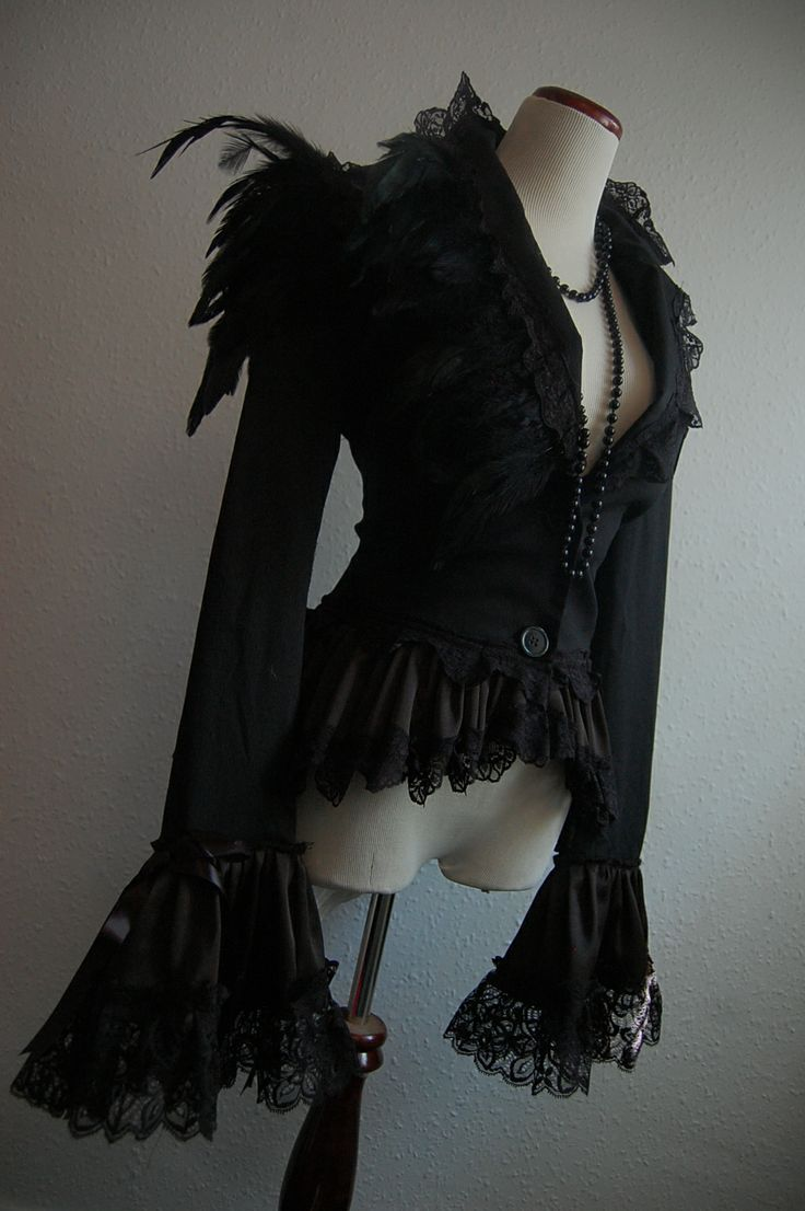 best ideas about heart of darkness george orwell heart of darkness gothic steampunk burlesque corset bustle jacket avant garde dark couture theatrical black feathers