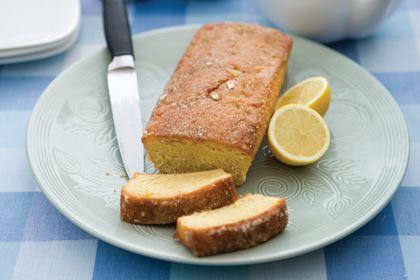Lemon Drizzle Cake | Sweets & Dessert Recipes | Rosemary Conley TV