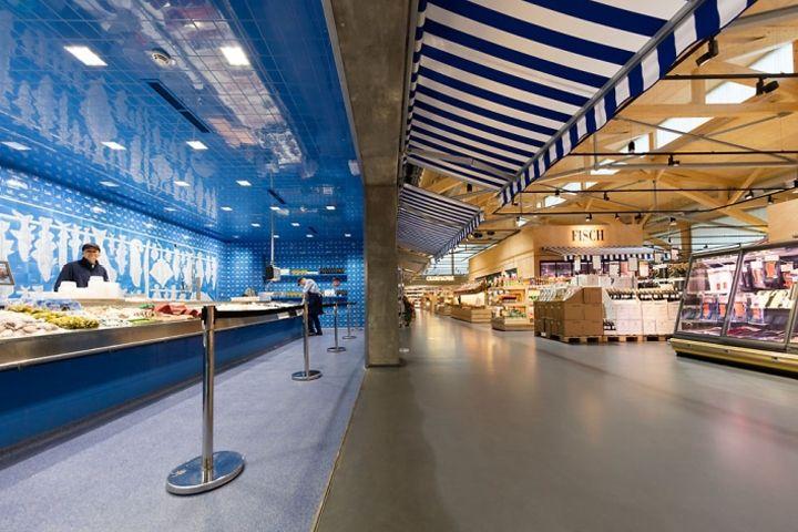 FrischeParadies store by ROBERTNEUN ARCHITEKTEN, Stuttgart – Germany » Retail Design Blog