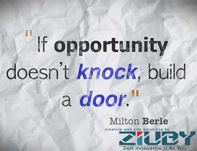 #Opportunity #Knock By #ziuby #India #Pune #Hongkong #Bangalore #NewZealand