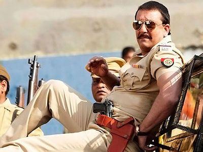 Sanjay Dutt as Thakur Pritam Singh Chauhan.