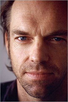 Hugo Weaving- Lord of the Rings, V for Vendetta, The Matrix, and many more.