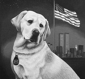 Add Sirius the k-9 to the 9/11 memorial | We want to change the fact that Sirius has not been honored at the 9/11 memorial like all the other victims who died on 9/11. He was a brave dog who put his life on the line every time he did his job. Please help us honor his memory by urging the people who created this memorial to add one more name. Click for details and please SIGN and share petition. Thanks.
