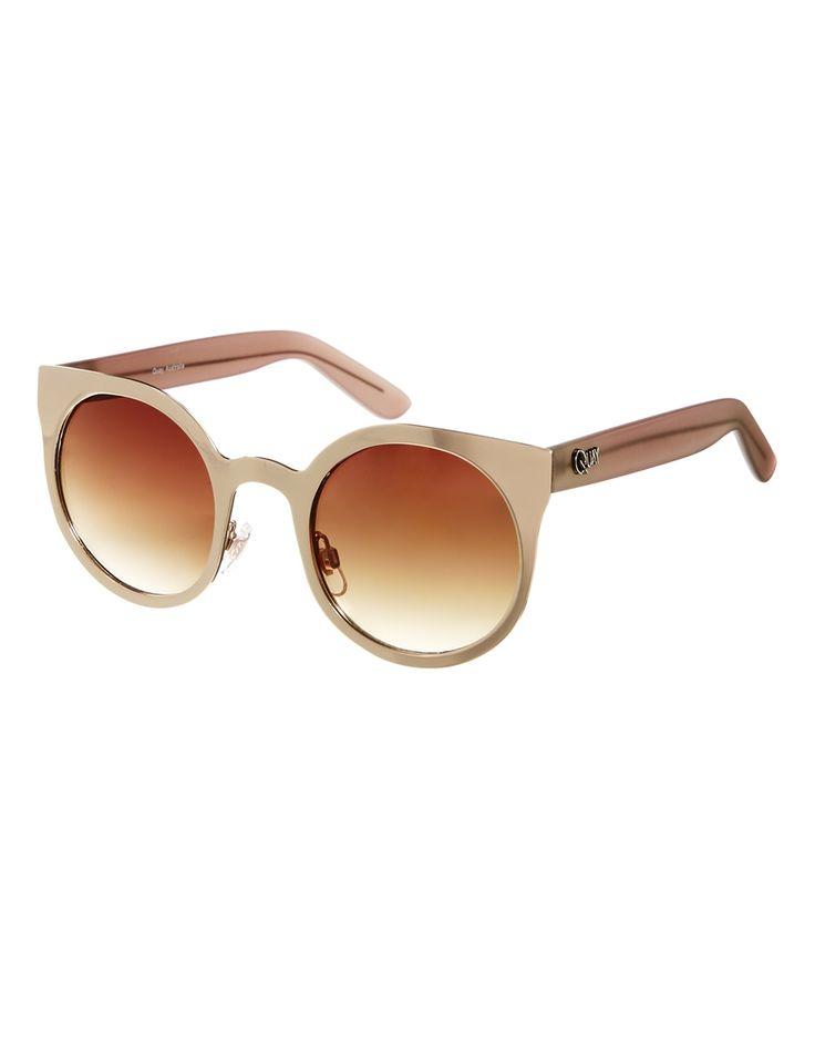 Quay Nikita Cat Eye Sunglasses