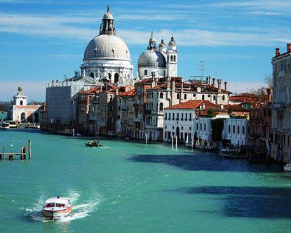 Santa Maria della Salute. Venezia
