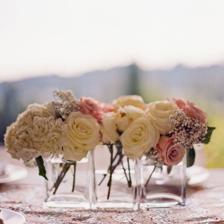 Flowers: Costco - http://www.stylemepretty.com/portfolio/costco Photography: Alexandra Knight Photography - http://www.stylemepretty.com/portfolio/alexandra-knight-photography Read More on SMP: http://www.stylemepretty.com/2015/01/30/romantic-diy-winery-wedding/