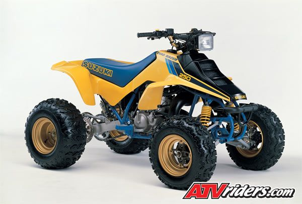 110cc Atv Wiring 1986 Suzuki 250 Quadsport This Is The One I Wanted
