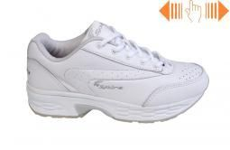 Spira Walking Shoes with Springs - White - Womens - side