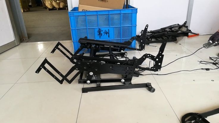 Zh8056 Lift And Recliner Chair Mechanism One Motor