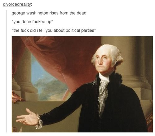 The 21 Best Reactions To The United States Government Shutdown--Sorry for the language, but seriously people, READ HISTORY BOOKS