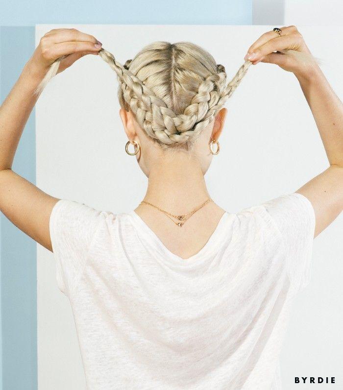 The Beginner S Guide To Dutch Braids Braided Hairstyles Easy Easy Braids Hair Styles