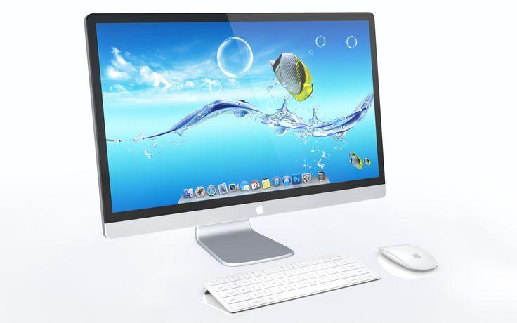 Next Generation iMac Concept Design