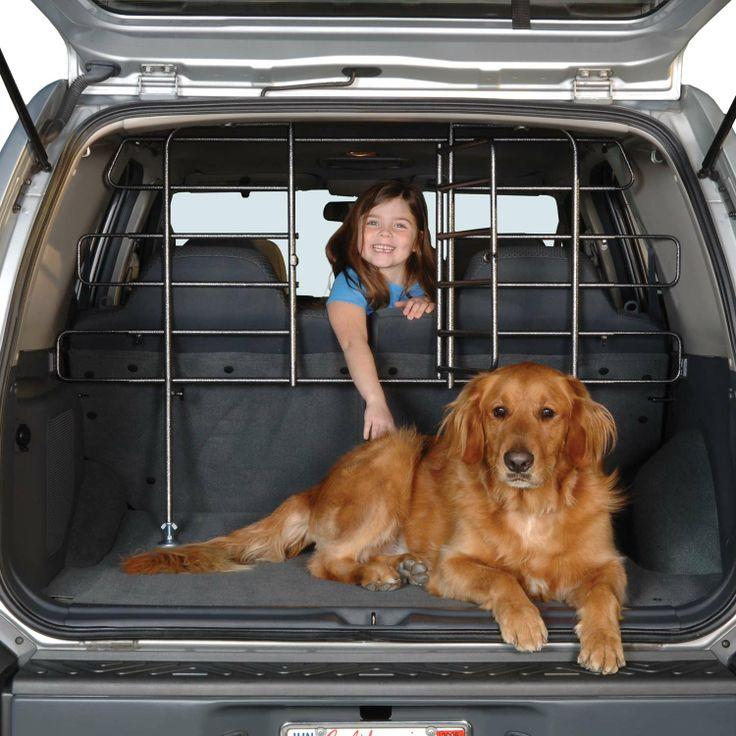 Precision Pet Vehicle Pet Barrier with Door