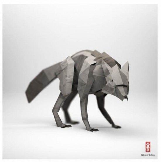 http://www.hautstyle.co.uk/jeremy-kool-origami/