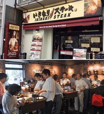 Restoran Ikinari Steak NYC