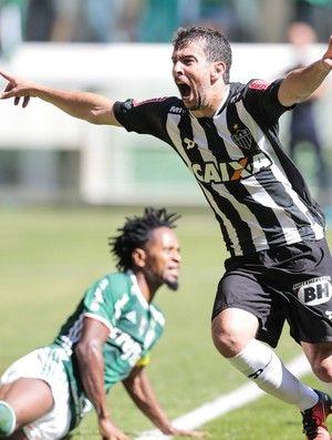 Atlético-MG defende invencibilidade de dez partidas contra o Palmeiras
