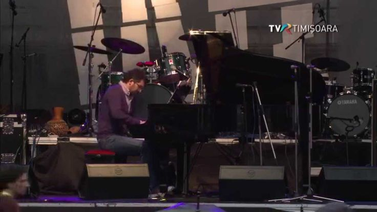 Streets in Crayon | Teo Milea LIVE@JazzTM Festival