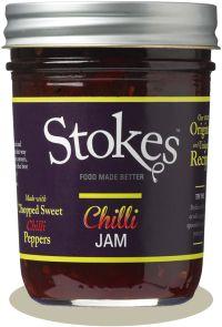 Stokes Chilli Jam. £3.40