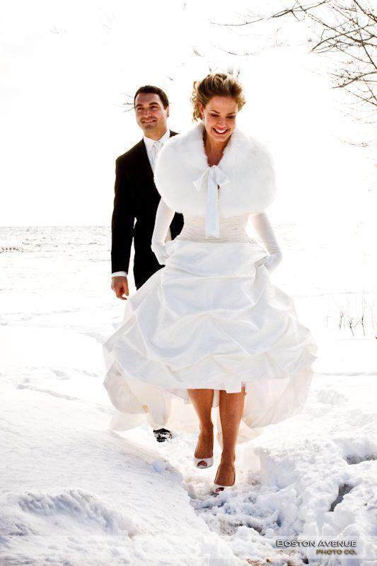 Palais Royale bride and groom
