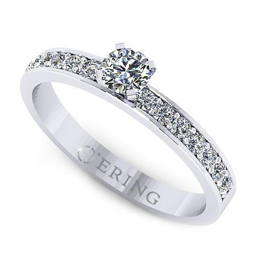 Inel cu diamante L74ADI inel cu diamant