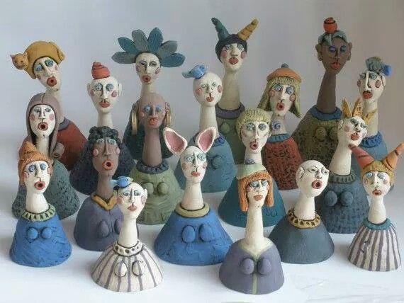 Figurative Sculpture Clay