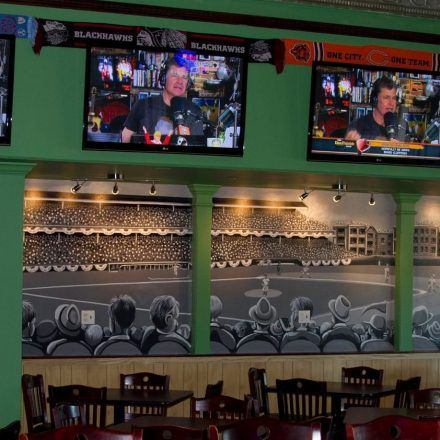 Boomers Sports Bar and Grill - Bars & Clubs - Watch games in Boomers 50 inch televisions while you dine and drink your beer