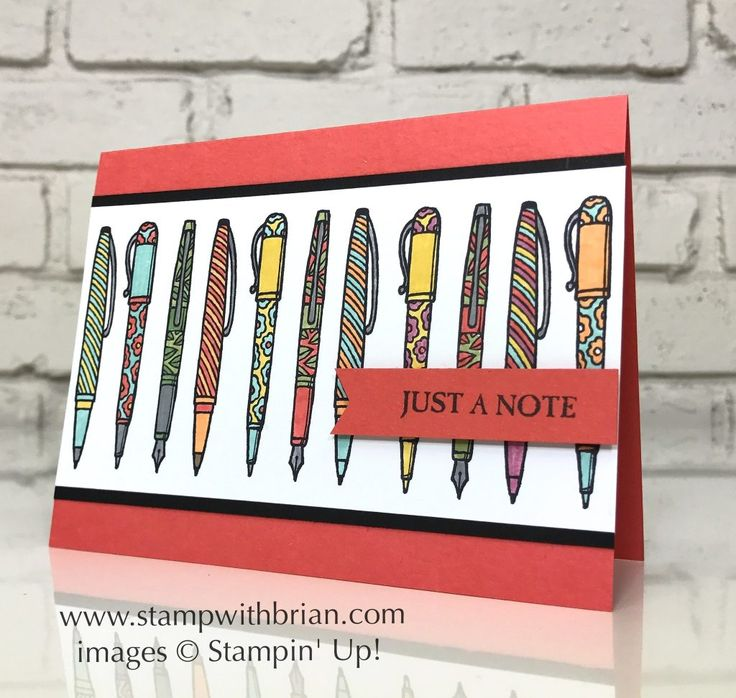 Crafting Forever, Stampin' Up!, Brian King