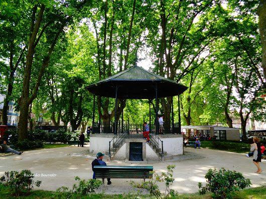 Coreto do Jardim do Marquês de Pombal