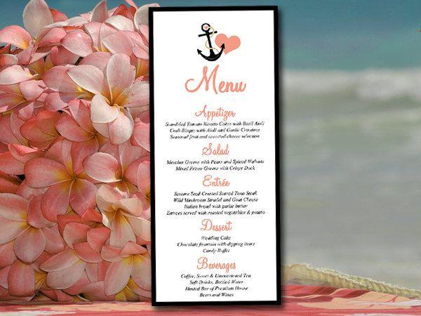 Best 25+ Menu card template ideas on Pinterest Restaurant menu - a la carte menu template