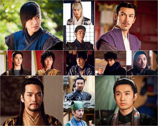「シンイ-信義-」イ・ミンホ&ユ・オソン&パク・ユンジェ…男性俳優たちの活躍が光る