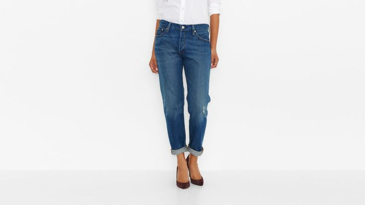 501 CT Jeans for Women | Cali Cool | Jeans | Dames | Levi's | Netherlands