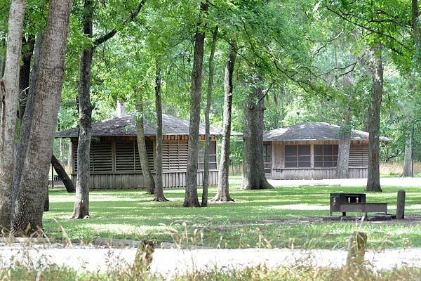 Stephen F. Austin State Park - San Felipe, Texas = Brazos River, hiking, biking, picnic, campsites, group facilities, fishing, birdwatching, geocaching, ranger programs