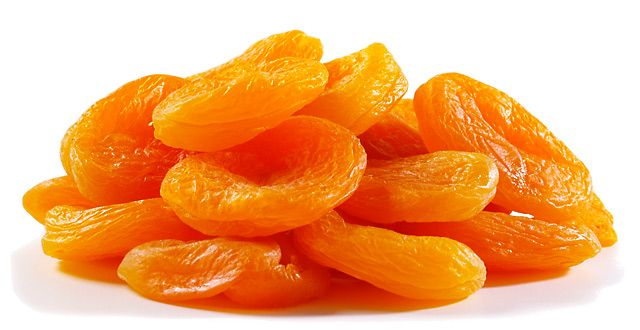 Apricots are true sources of vitamins (Vitamin A, E, B1, B2, B3, B5, B6, B9) and minerals (magnesium, iron, phosphorus, calcium or potassium), but dried apricots presents TRACES of MINERALS and ELEMENTS even 5 times higher than fresh!