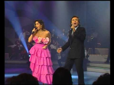 "▶ Albano y Romina Power - ""Felicità"" - YouTube"