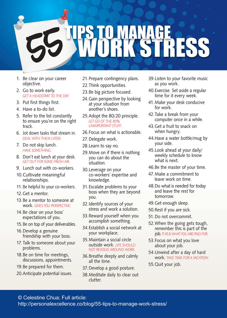 how to manage stress in the organization Use these sample stress management interview questions to discover how candidates perform under pressure and how they approach stressful situations at work most jobs have stressful aspects, like reaching a quarterly goal, presenting an idea to managers or meeting a tight deadline employees with .