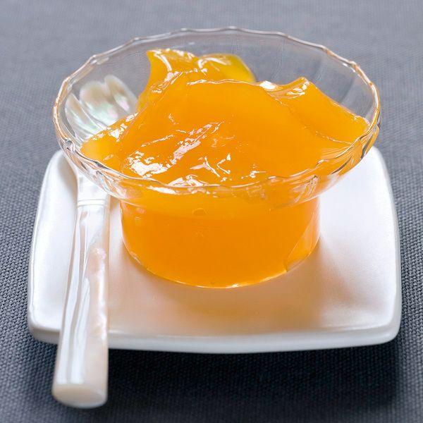 Das Rezept eignet sich natürlich auch für Satsuma, Clementine und Tangerine. Doch aus echten Mandarinen schmeckt das Gelee einfach ein bisschen besser...