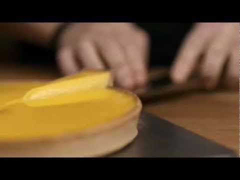 ▶ Heston Blumenthal - The Perfect Lemon Tart