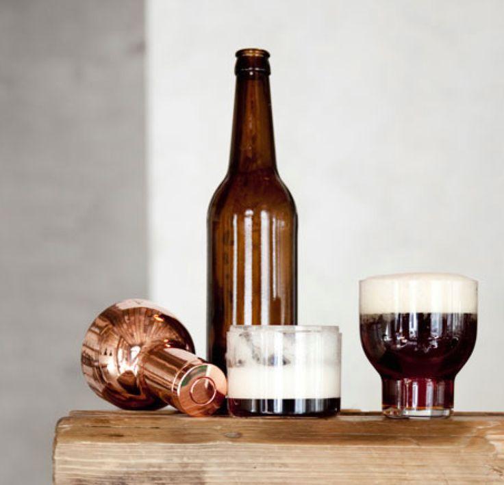 Menu Beer Foamer.  The perfect way to enjoy a beer.