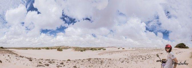 Cabo Verde - Boa Vista - Deserto de Viana