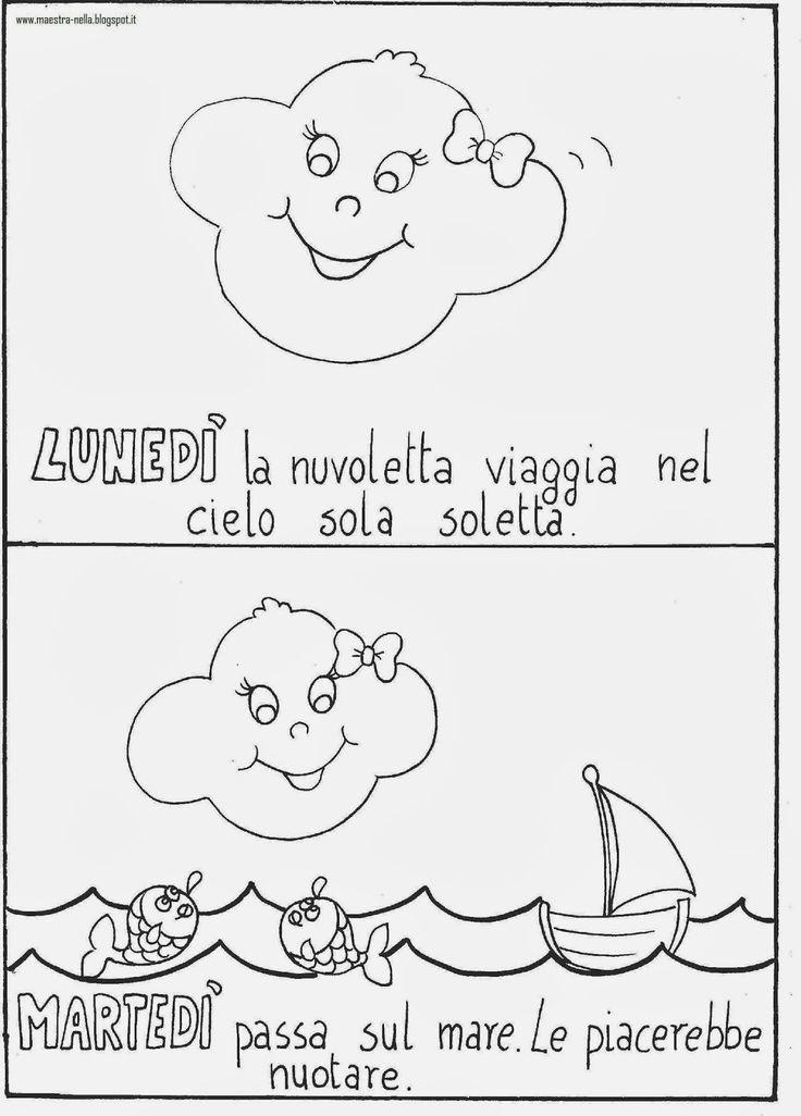 La settimana della nuvoletta Olga