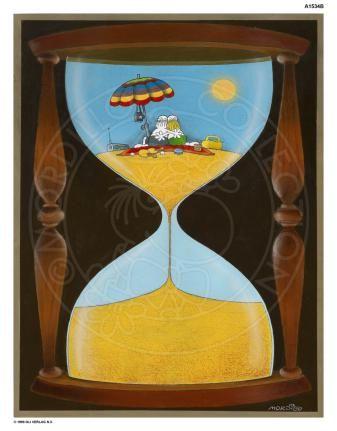 Take Your Time - Mordillo Collection - Mordillo