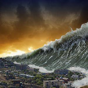 Τσουνάμι!