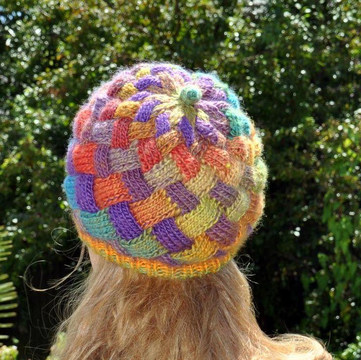 Free Knitting Patterns Ski Hat