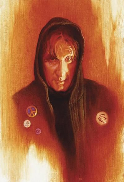 """Randall Flagg is a fictional character who has appeared in seven novels by King, sometimes as the main antagonist and others in a brief cameo. He often appears under different names; most are abbreviated by the initials R.F. There are exceptions to this rule; in The Dark Tower series, the name most often associated with Flagg is Walter o'Dim. Flagg is described as """"an accomplished sorcerer and a devoted servant of the Outer Dark"""" with general supernatural abilities involving nec..."""