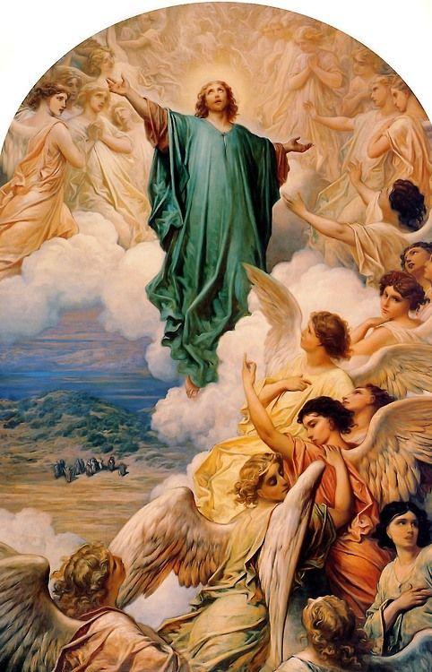 The Ascension - Gustave Doré