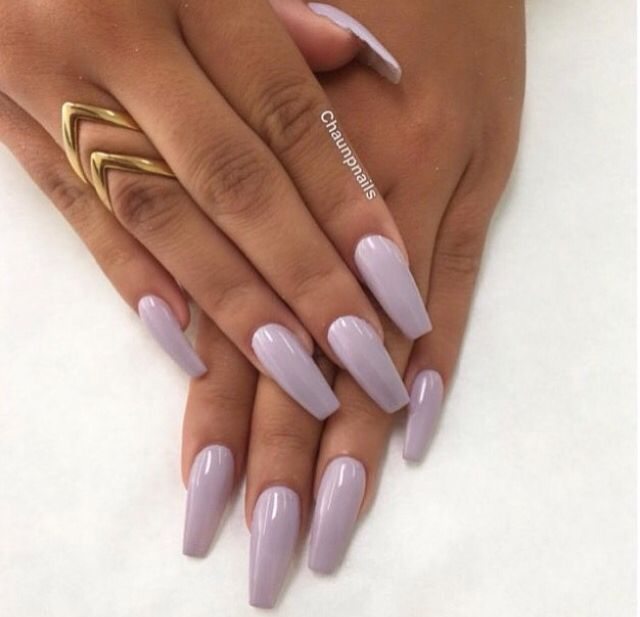 Best 25+ Ballerina nails shape ideas on Pinterest ...