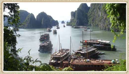 HALONG BAY CRUISE WITH INDOCHINA SAILS. Tuan Linh Travel is a legal and prestigious travel agency in Vietnam. Our main principle is to fully meet satisfactions of all tourists who wish to discover the charming beauty of Vietnam's land and people.     For details please visit :http://www.vietnamtravels.vn/tours/services/93/Halong-Bay-cruise-with-Indochina-Sails.htm