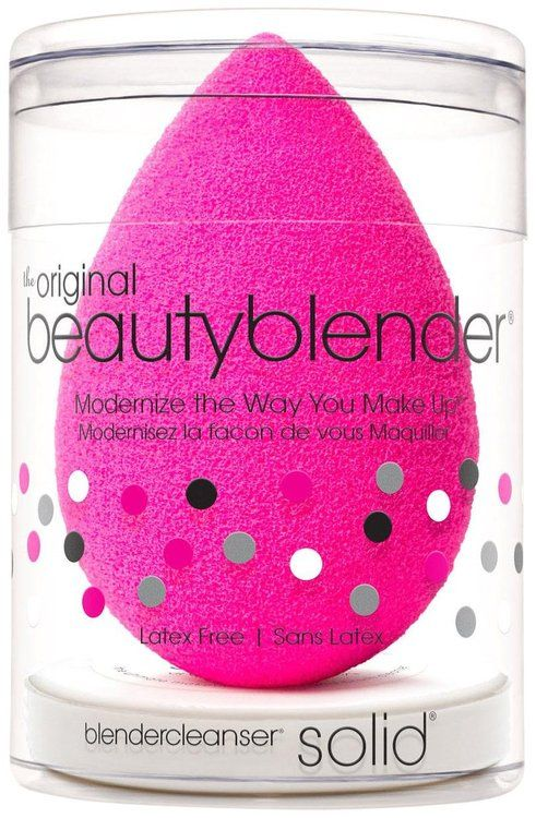 I'm learning all about Beauty Blender Blender Cleanser Solid 30ml at @Influenster!