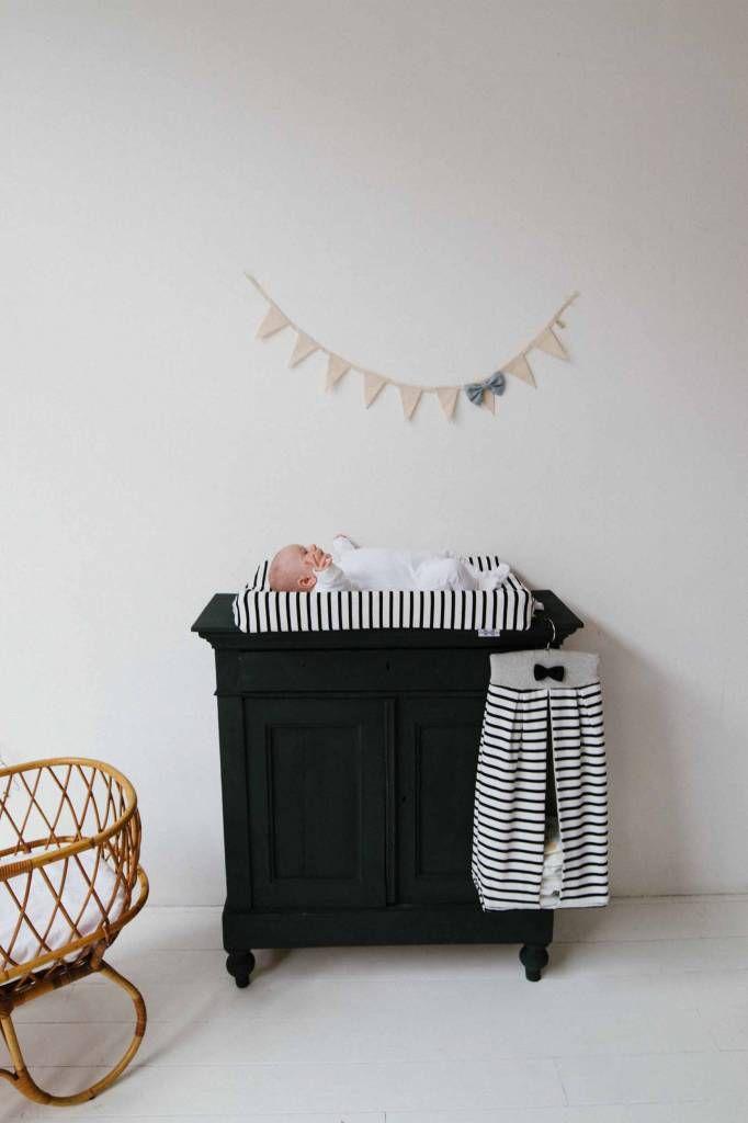 Aankleedkussen cover - Breton (NEW)